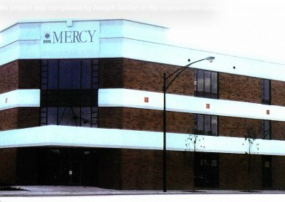 Mercy Medical Building Construction