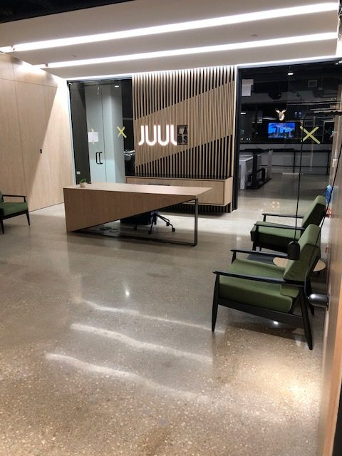 New corporate headquarters for JUUL Labs