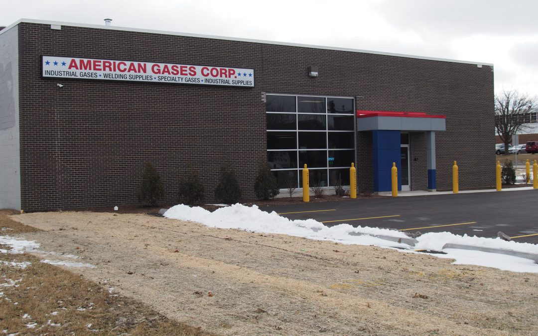American Gases headquarters renovation