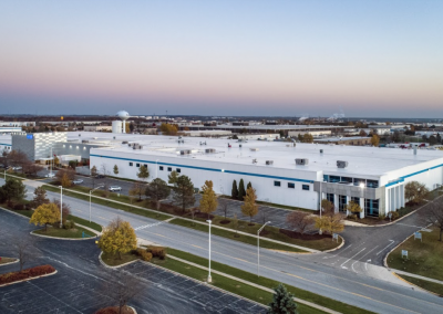 G&W Electric Manufacturing Facility